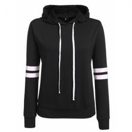5808f1edde52f Outwear Zeagoo Women s Hoodie Pullover Hooded Sweater Jacket Hooded Sweater  Top
